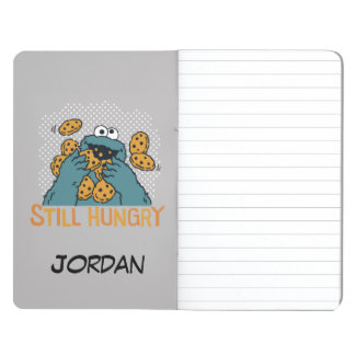 Cookie Monster - Still Hungry | Add Your Name Journal