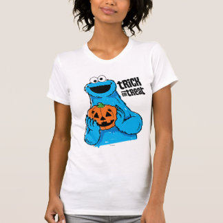Cookie Monster - Trick Or Treat T-Shirt