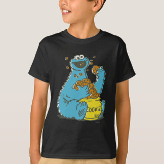 Cookie Monster Vintage T-Shirt