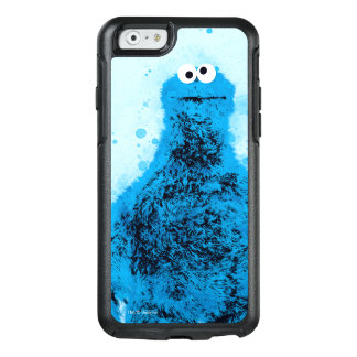 Cookie Monster | Watercolor Trend OtterBox iPhone 6/6s Case