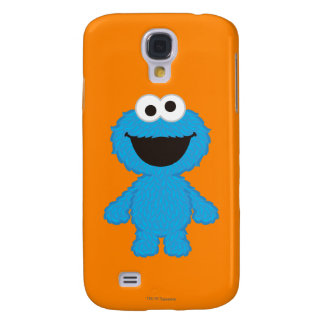Cookie Monster Wool Style Galaxy S4 Case