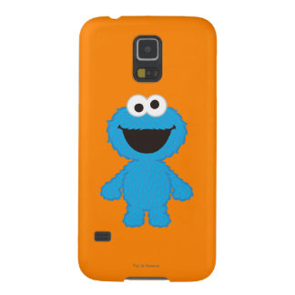 Cookie Monster Wool Style Galaxy S5 Cases