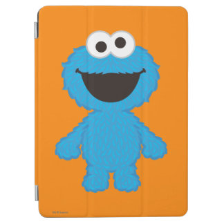 Cookie Monster Wool Style iPad Air Cover