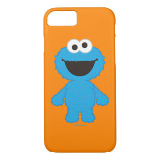 Cookie Monster Wool Style iPhone 8/7 Case