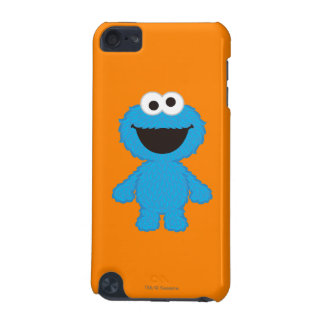 Cookie Monster Wool Style iPod Touch 5G Case