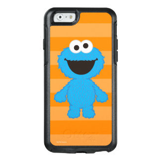 Cookie Monster Wool Style OtterBox iPhone 6/6s Case