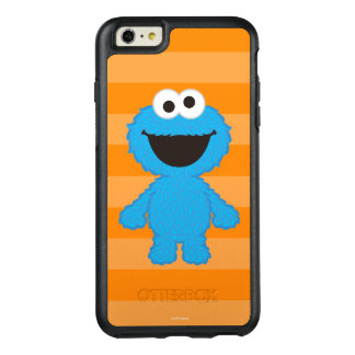 Cookie Monster Wool Style OtterBox iPhone 6/6s Plus Case