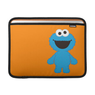 Cookie Monster Wool Style Sleeve For MacBook Air