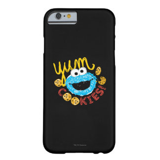 Cookie Monster Yum Barely There iPhone 6 Case