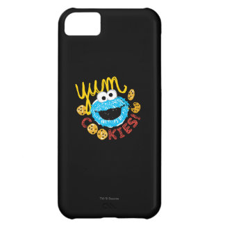 Cookie Monster Yum iPhone 5C Case