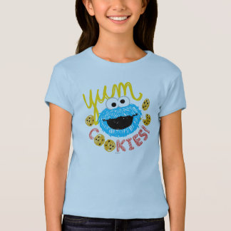 Cookie Monster Yum T-Shirt