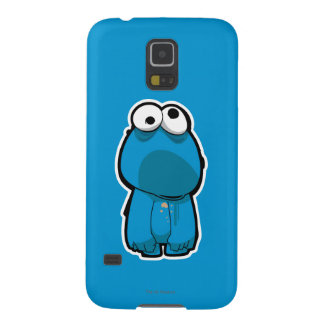 Cookie Monster Zombie Galaxy S5 Cases