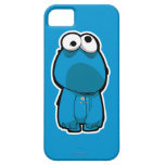 Cookie Monster Zombie iPhone 5 Cases