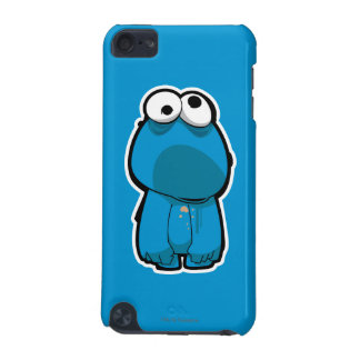 Cookie Monster Zombie iPod Touch (5th Generation) Cover