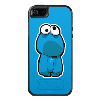 Cookie Monster Zombie OtterBox iPhone 5/5s/SE Case