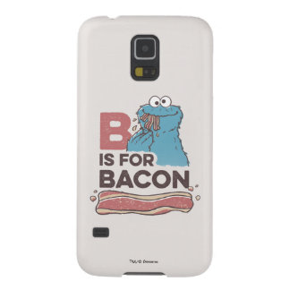 Cookie MonsterB is for Bacon Cases For Galaxy S5