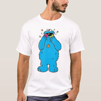 Cookie MonsterDonut Destroyer 2 T-Shirt