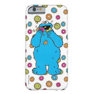 Cookie MonsterDonut Destroyer Barely There iPhone 6 Case
