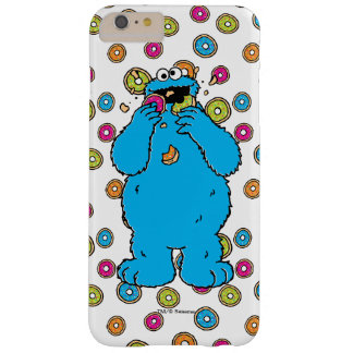 Cookie MonsterDonut Destroyer Barely There iPhone 6 Plus Case