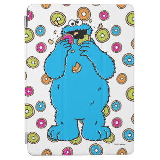 Cookie MonsterDonut Destroyer iPad Air Cover