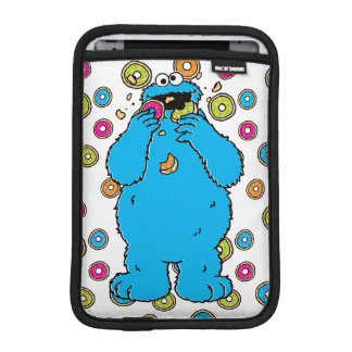 Cookie MonsterDonut Destroyer iPad Mini Sleeve