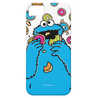Cookie MonsterDonut Destroyer iPhone 5 Cover