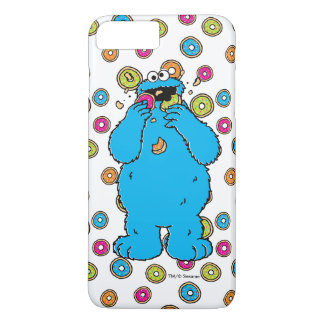 Cookie MonsterDonut Destroyer iPhone 8 Plus/7 Plus Case