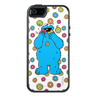 Cookie MonsterDonut Destroyer OtterBox iPhone 5/5s/SE Case