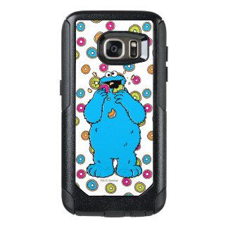 Cookie MonsterDonut Destroyer OtterBox Samsung Galaxy S7 Case