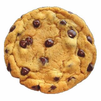 Cookie Photo Sculpture Keychain