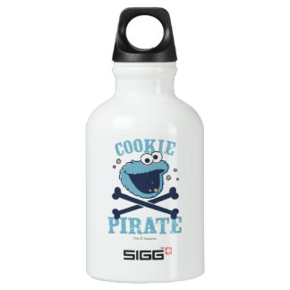 Cookie Pirate 2 Water Bottle