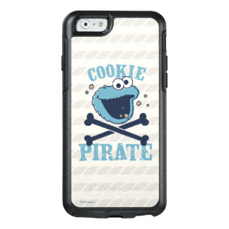 Cookie Pirate OtterBox iPhone 6/6s Case