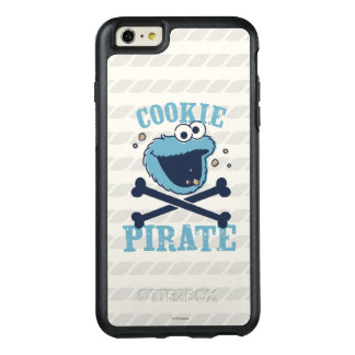 Cookie Pirate OtterBox iPhone 6/6s Plus Case