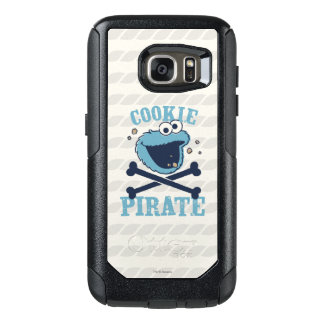 Cookie Pirate OtterBox Samsung Galaxy S7 Case