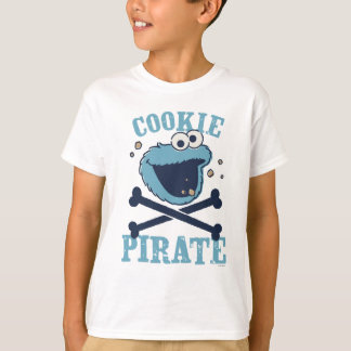 Cookie Pirate T-Shirt