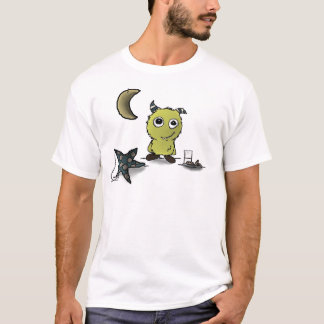 Cookie-Security Monster Art T-Shirt