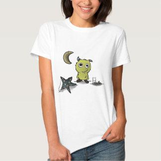 Cookie-Security Monster Art Tee Shirt