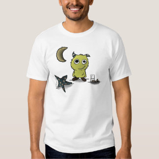 Cookie-Security Monster Art Tshirts