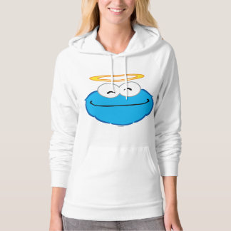 Cookie Smiling Face with Halo Hoodie