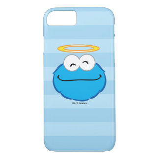 Cookie Smiling Face with Halo iPhone 8/7 Case