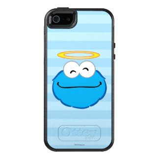 Cookie Smiling Face with Halo OtterBox iPhone 5/5s/SE Case