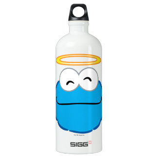 Cookie Smiling Face with Halo SIGG Traveller 1.0L Water Bottle