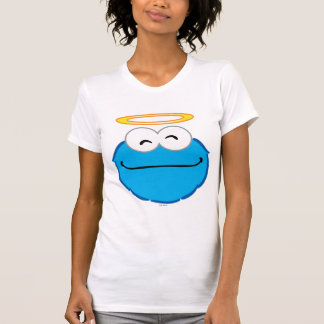 Cookie Smiling Face with Halo T-Shirt