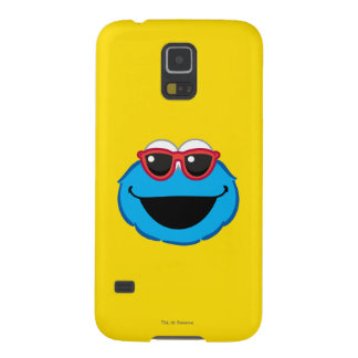Cookie  Smiling Face with Sunglasses Galaxy S5 Cover