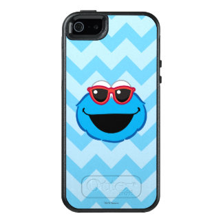 Cookie  Smiling Face with Sunglasses OtterBox iPhone 5/5s/SE Case