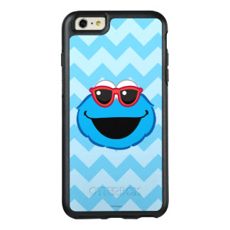 Cookie  Smiling Face with Sunglasses OtterBox iPhone 6/6s Plus Case