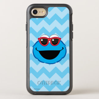 Cookie  Smiling Face with Sunglasses OtterBox Symmetry iPhone 8/7 Case