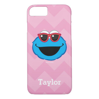 Cookie  Smiling Face with Sunglasses | Your Name iPhone 8/7 Case