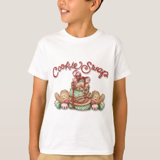 Cookie Swap Gingerbread T-shirt