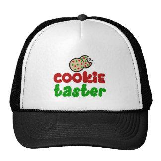 Cookie taster cap